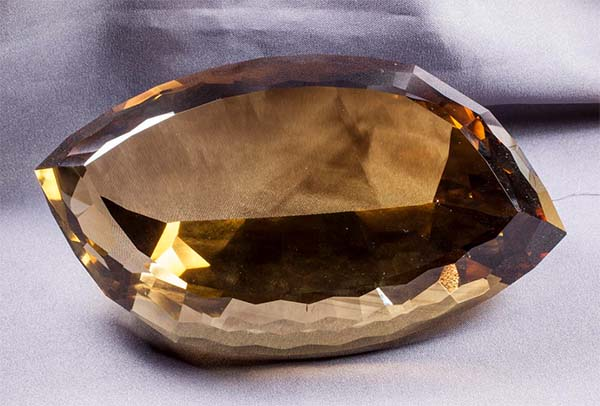 Birthstone Feature: At 19,747 Carats, This Gem Is the Smithsonian's Largest Faceted Citrine